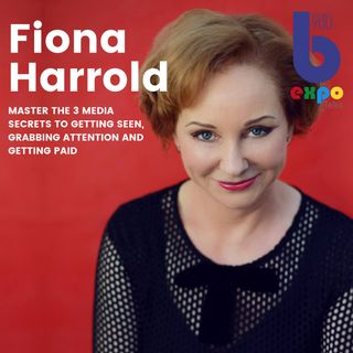 Episode #45: Fiona Harrold