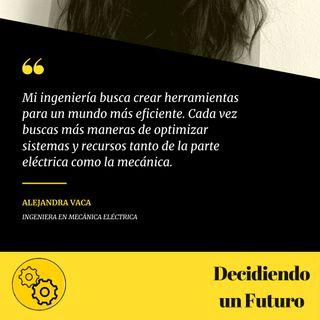 Estudiar Ingeniería Mecánica Eléctrica en el Tec de Monterrey || Alejandra Vaca
