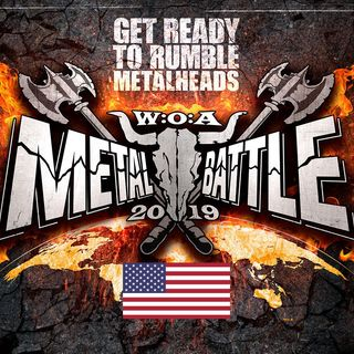Metal Assault Podcast 2019 - Episode 11: Wacken Metal Battle USA National Final Special