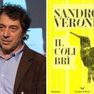 Tutto Qui - venerdì 25 settembre - Il premio Strega Sandro Veronesi e il suo Colibrì