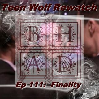 TEEN WOLF REWATCH 111 - Formality