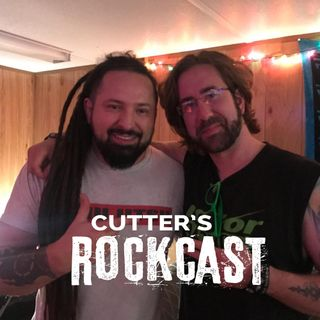 Rockcast Backstage at Rock USA - Zoltan from Five Finger Death Punch