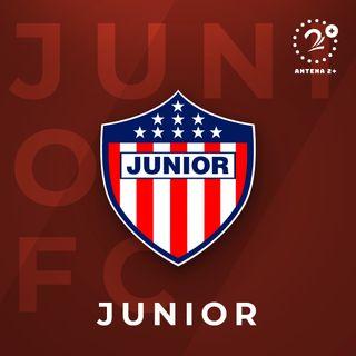 """Junior """" Campeón 2018"""""""