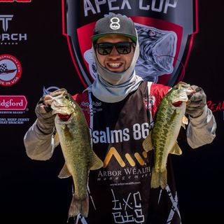 Phillip Dutra Wins 2021 Wild Wild West APEX CUP on Lake Camanche by Ounces