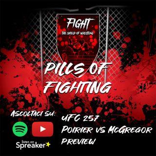 UFC 257: Poirier vs McGregor Preview