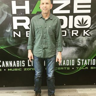 Haze Radio Spotlight | ft. Todd Ryan with Marijuanadomains.com