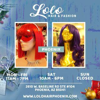 LoLo Hair & Fashion - Phoenix