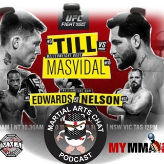 UFC London Roundtable