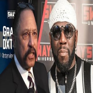 Judge Joe Brown and GrandMixer DXT Get Into A Heated Discussion About D.O.S and Reparations