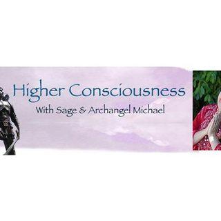 Get Higher Consciousness with Archangel Michael & Sage Taylor Kingsley Goddard