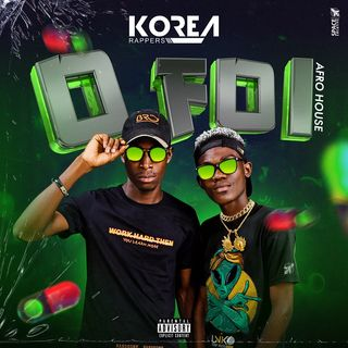 Korea Rappers - O Foi [Afro House] (Prod. Ngula Entertainment)