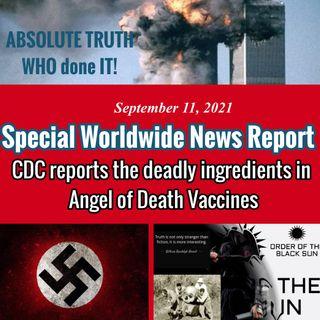 SPECIAL WORLDWIDE REPORT September 11, 2021