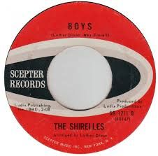 The Shirelles - Boys - Time Warp Song of The Day