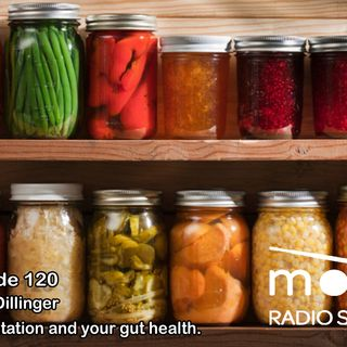 The Mojo Radio Show - Ep 120: Have you got the guts to be your best? The Fermented Man Derek Dillinger.