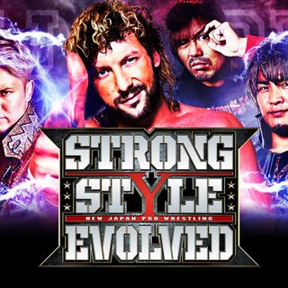 Wrestling 2 the MAX EP 291:  Daniel Bryan Wrestling Again, NJPW Strong Style Evolved Preview