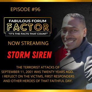 Storm Siren  (September 11, 2021)