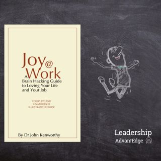 LA 075: Why Joy @ Work Matters