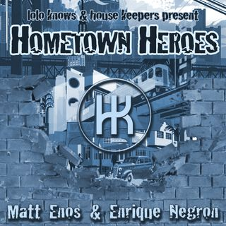 Hometown Heroes Matt Enos and Enrique Negron (House Keepers, Orlando)