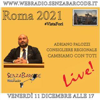 Adriano Palozzi #Roma2021