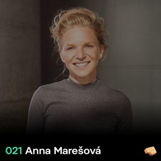SNACK 021 Anna Maresova