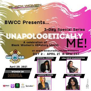 Unapologetically ME! Women in Media