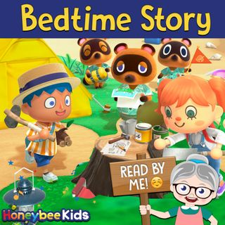 Animal Crossing - Bedtime Story (mini)