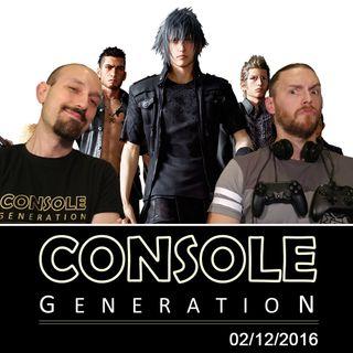 Final Fantasy XV, Battlefield 1 e altro! - CG Live 02/12/2016