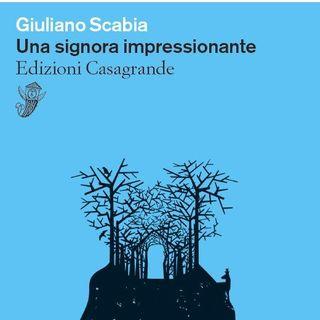 """Giuliano Scabia """"Una signora impressionante"""""""
