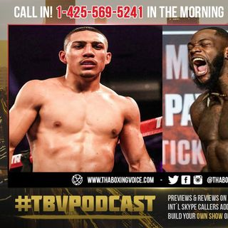 ☎️Teofimo Lopez On Wilder: Stop Talking About A Dent in Your Head, Stop Being A B****😱