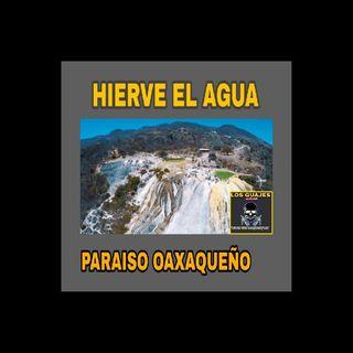 Hierve El Agua