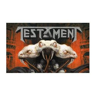Metal Hammer of Doom: Testament - Brotherhood of the Snake