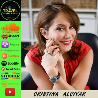 Cristina Alcivar | digital entrepreneur helping business travelers