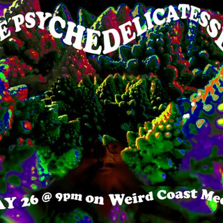 Another Psychedelic Saturday Night...