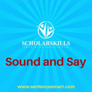 ScholarSkills Sound and Say Word-Builders
