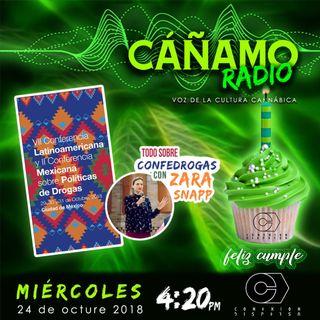 Canamo Radio Confedrogas