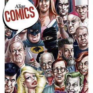 Alias Comics, il nuovo inserto a fumetti del Manifesto