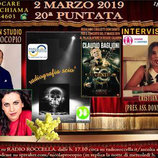 Radiografia Scio' - N.20 del 02-03-2019