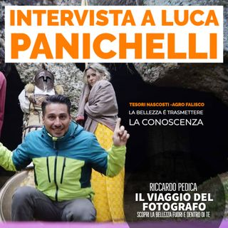 La bellezza é trasmettere la conoscenza : Intervista a Luca Panichelli di Tesori della Tuscia