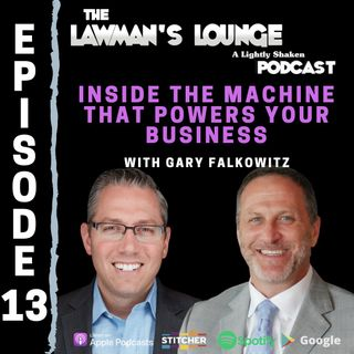 Inside The Machine That Powers Your Business with Gary Falkowitz