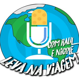 LEVA NA VIAGEM #2 - ROMA com Raul e Nicole