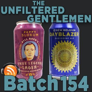 Batch154: New Belgium Dayblazer & Pappy Slokum True Legend Lager