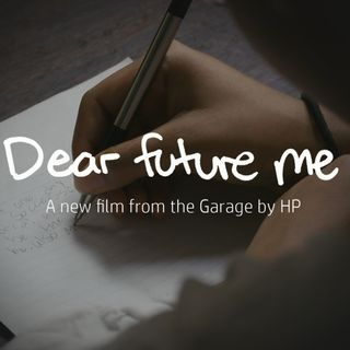 Educator Rich Palmgren talks #teaching and new film by @hp #DearFutureMe on #ConversationsLIVE ~ #hpgarage
