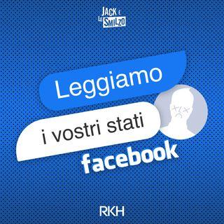 Leggiamo i vostri stati Facebook - Silvia Romano ha la sindrome di Stoccolma?