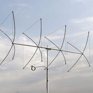 Oltre la radio - In questa puntata parleremo di antenne quad ed accessori ( REPLICA )