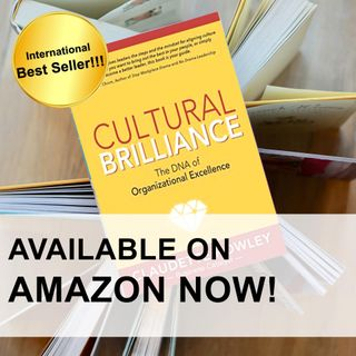 Cultural Brilliance: The DNA of Organizational Excellence with Claudette Rowley