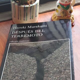 Después Del Terremoto - Haruki Murakami