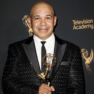 Emmy Winner Eddie Perez talks career, #Shameless and more on #ConversationsLIVE