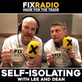 Self-Isolating with Lee and Dean. Episode 8
