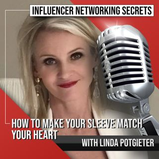 🎧 How to Make Your Sleeve Match Your 🔶🔷 Heart 💚💛 with Linda Potgieter 🎤