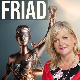 Journalisten Ingrid Carlqvist frias från HMF